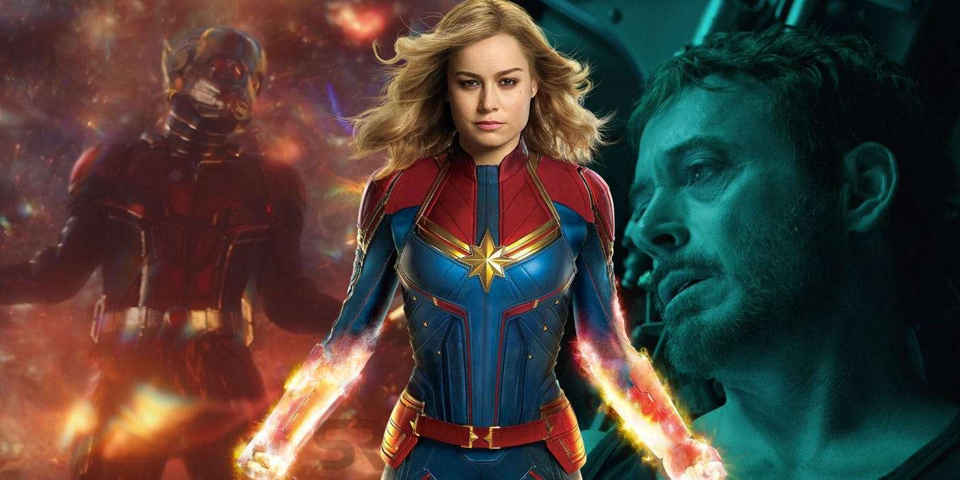 What Is The Story Behind The Star At Captain Marvel's Chest?