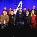 Cast members Avengers Endgame