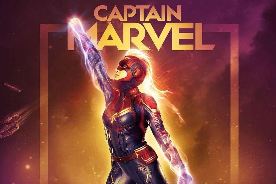 Captain Marvel earnings