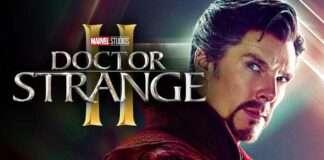 Doctor Strange plot with GoG