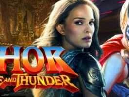 Upcoming Thor Movie