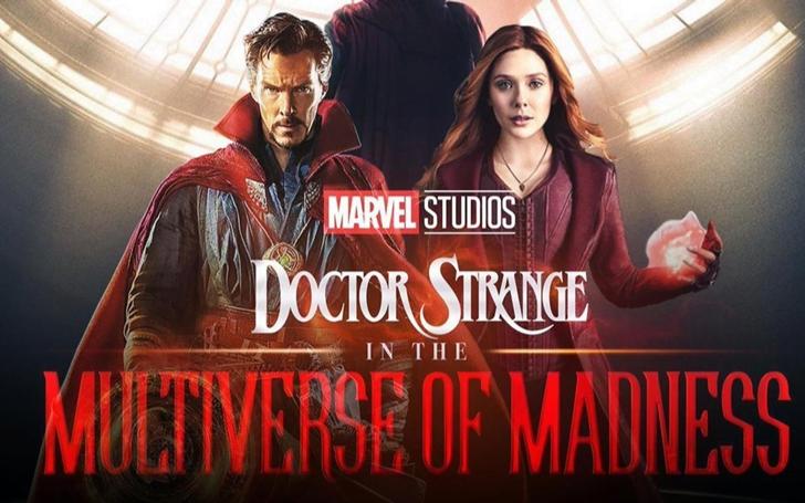 Poster for Doctor Strange 2