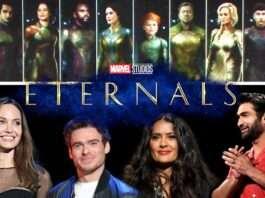 Marvel Eternals 2020