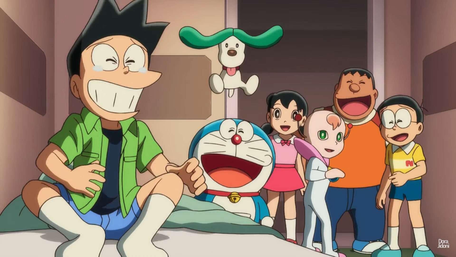 Wallpaper Doraemon Movie 41 Nobita No Little Star Wars Anime Top Wallpaper