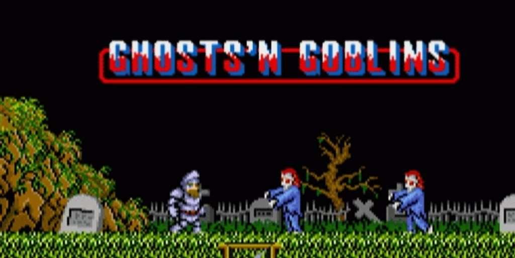 Ghosts-'n-Goblins