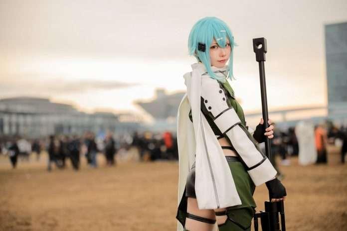 Enako, popular Japanese cosplayer
