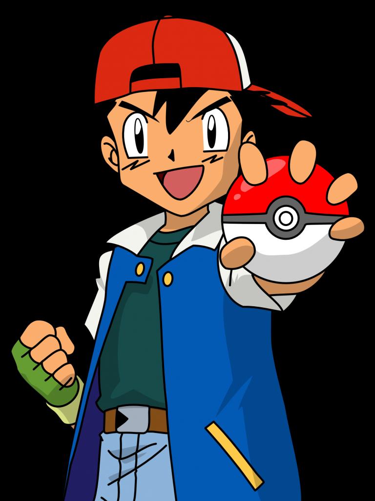 Ash-ketchum-pikachu