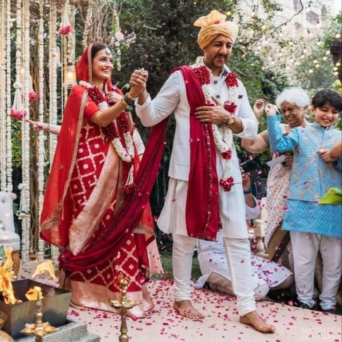 dia-vivek marriage
