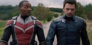 Falcon And Winter Soldier's Banter