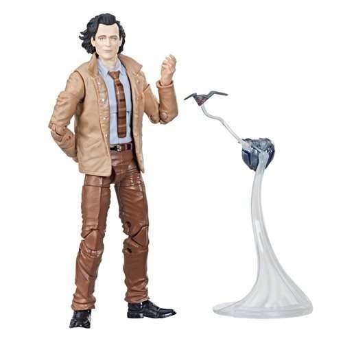 Loki Action Figure