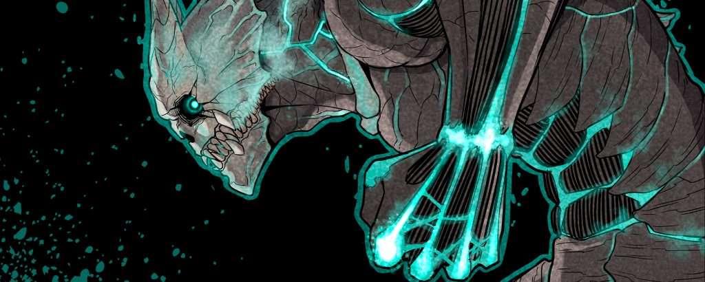 Kaiju No 8