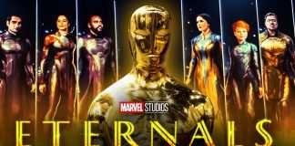 Eternals's Cast