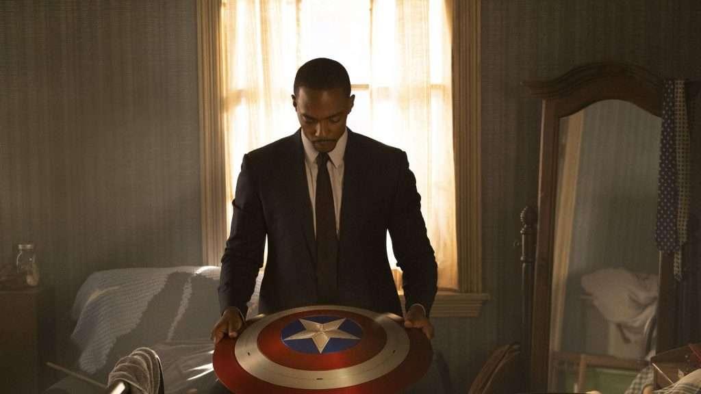 Sam Wilson The Next Captain America