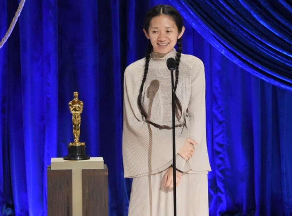 Chloe Zhao Oscar Win