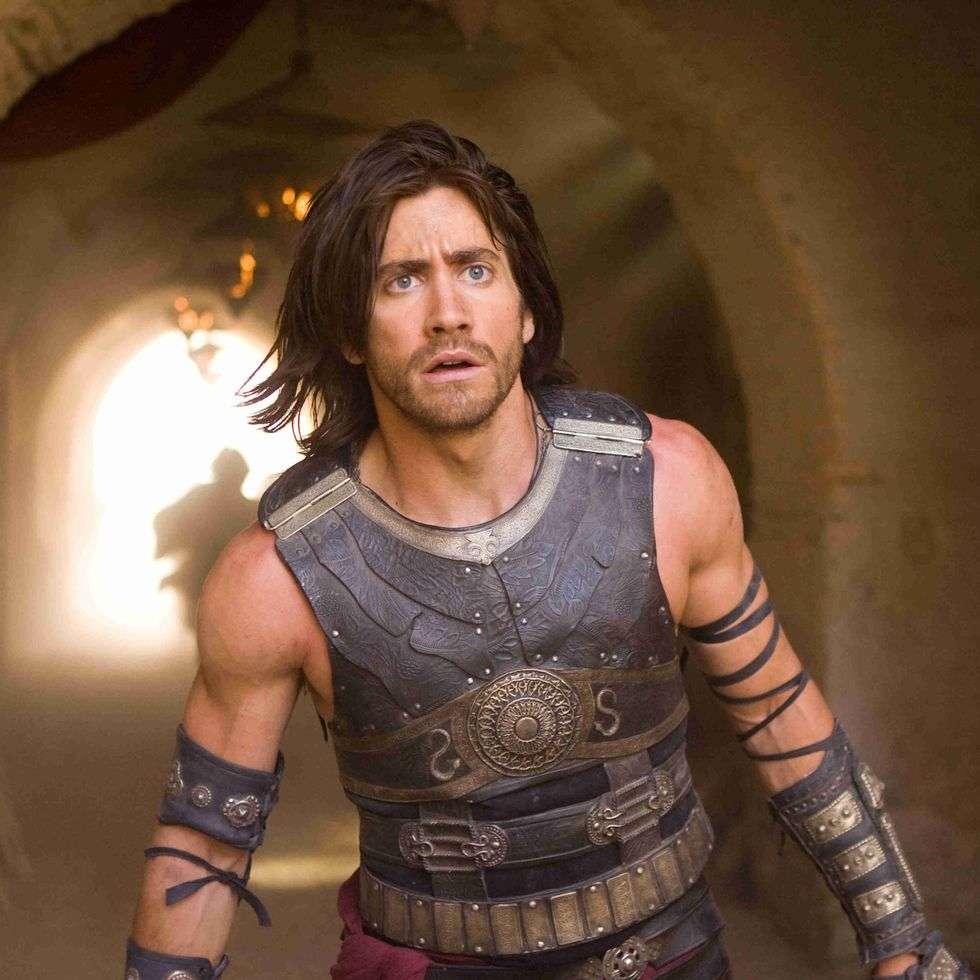 Jake Gyllenhaal In Prince of Persia