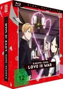 Kaguya-sama: Love is War Blu-ray disc box