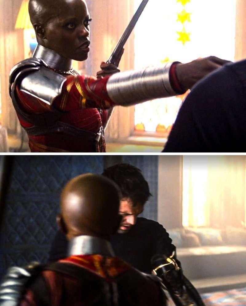 Bucky Barnes Wakandan Arm