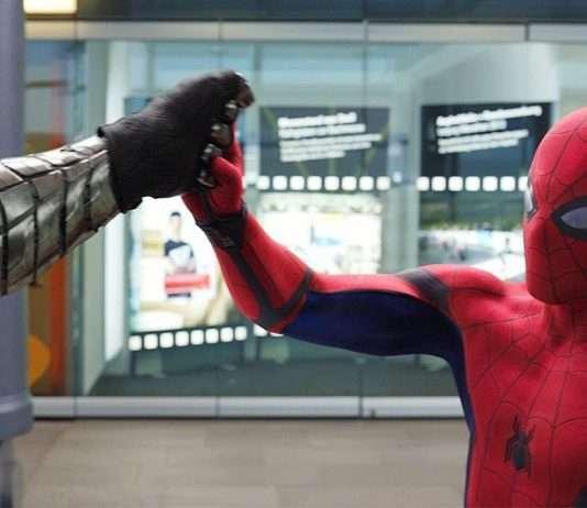 Spider-Man and Winter Soldier