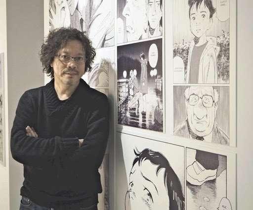 Naoki Urasawa at Paris