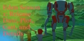 Eden anime Season 2