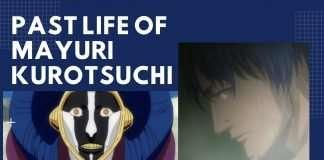 Bleach Mayuri Kurotsuchi's Past