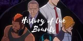 Bleach Bounts' History