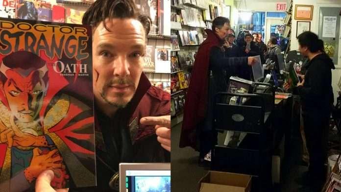 Benedict Cumberbatch: The Man Behind Doctor Strange