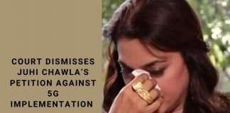 Juhi Chawla 5G Petition
