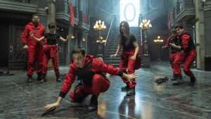 Have A Look At Pictures From Money Heist Part 5