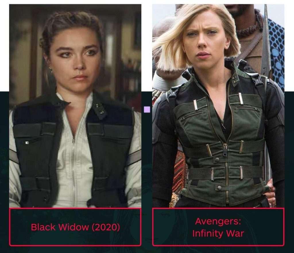 Are Natasha And Yelena Close? Infinity War's Black Widow Donned Something Sentimental!