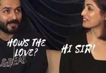 Yami and Aditya tie the knot