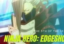 Ninja Hero Edgeshot