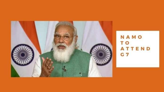PM Modi to attend G7 virtually