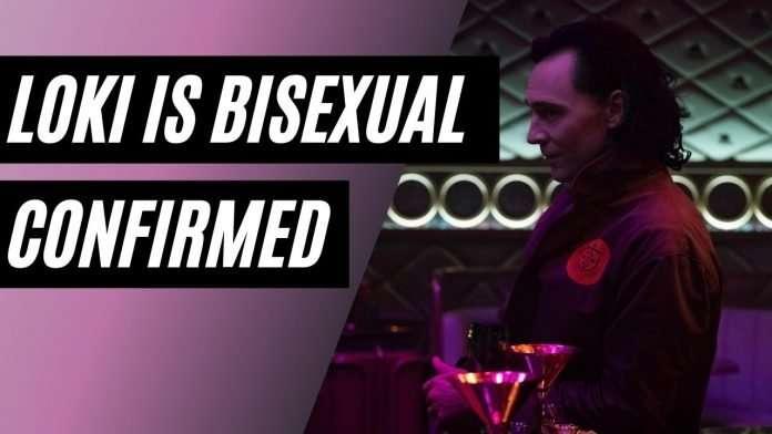 Loki Bisexual confirmed