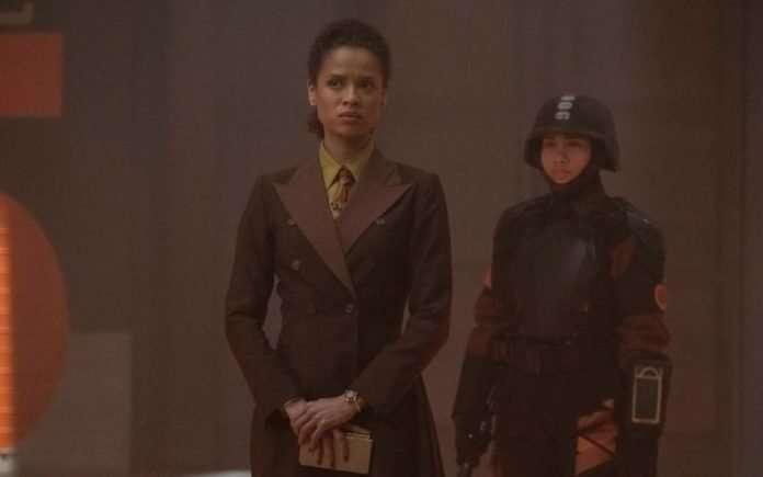 Ravonna Renslayer in Loki episode 4