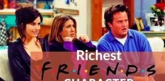 Richest F.r.i.e.n.d.s Character