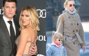 Scarlett Johansson daughter and ex