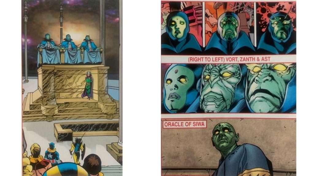 Morbius in Comics