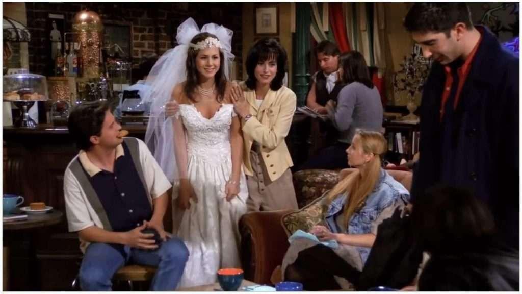Friends first episode