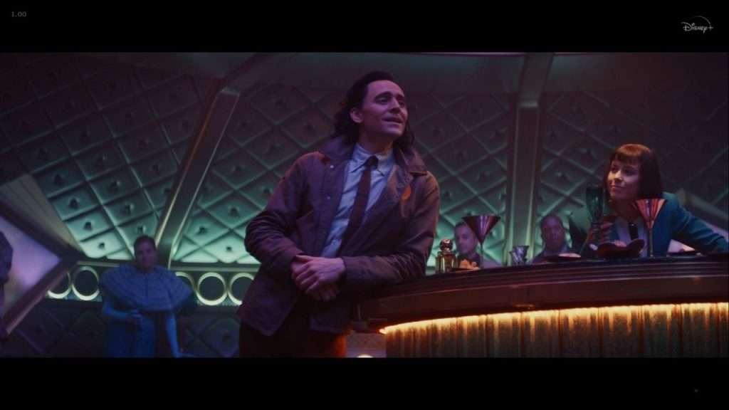 Loki in Lamintus 1 train