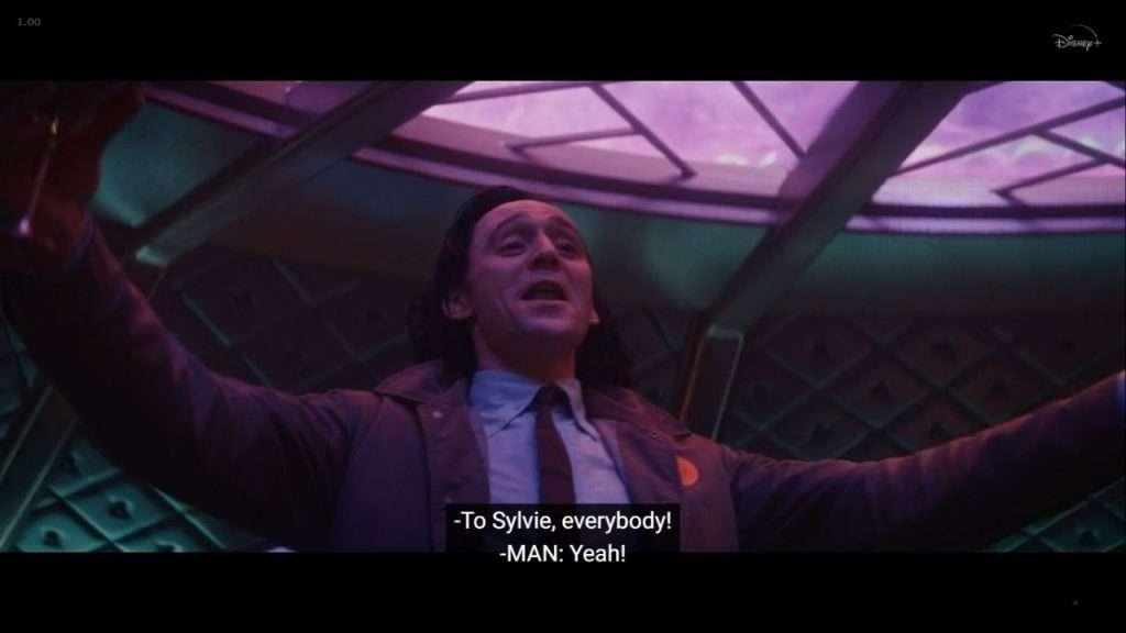 To Sylvie Loki episode 3