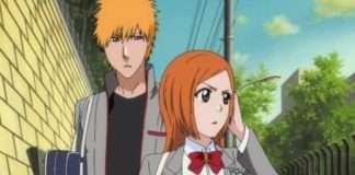 Bleach Anime Orihime Inoue