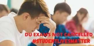 cancel exams appeals students