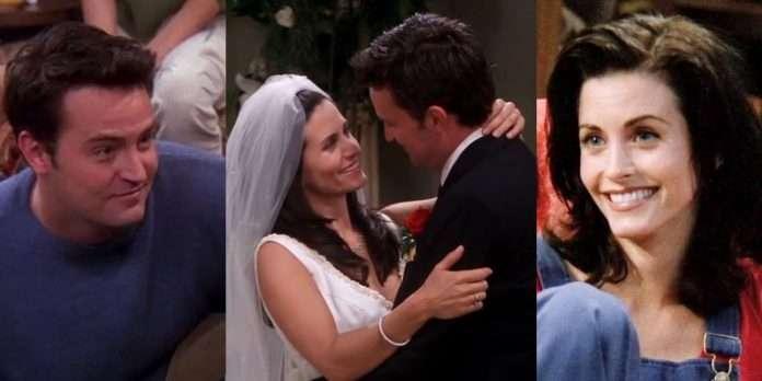 Did Monica Cheat On Chandler? Fan Theory!
