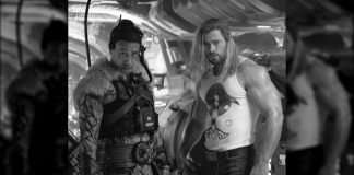 Thor: Love and Thunder is all wrapped up