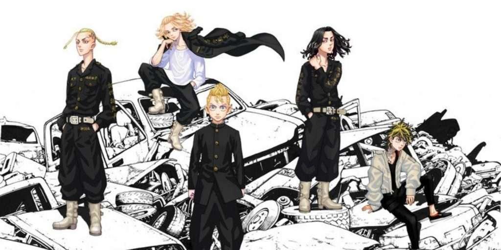 Tokyo Revengers Chapter 211