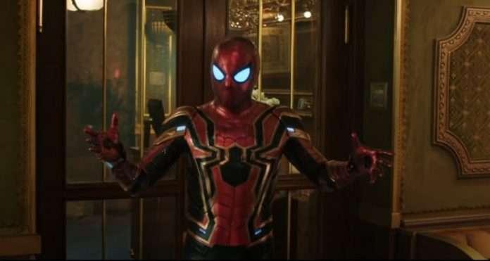Spider-Man No Way Home Leak