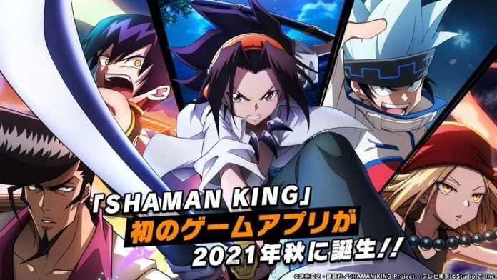 Shaman King 2021