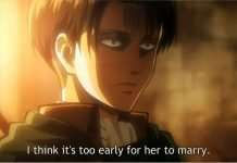 Attack on Titan: Levi Meeting Petra's Dad After His Death