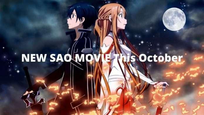 Sword Art Online Progressive film